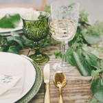 Come organizzare un matrimonio Greenery