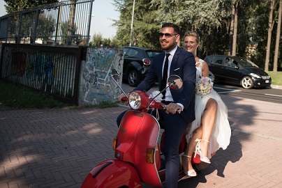 Italy Real Wedding