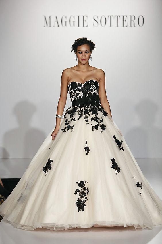 Matrimonio a tema Bianco e Nero