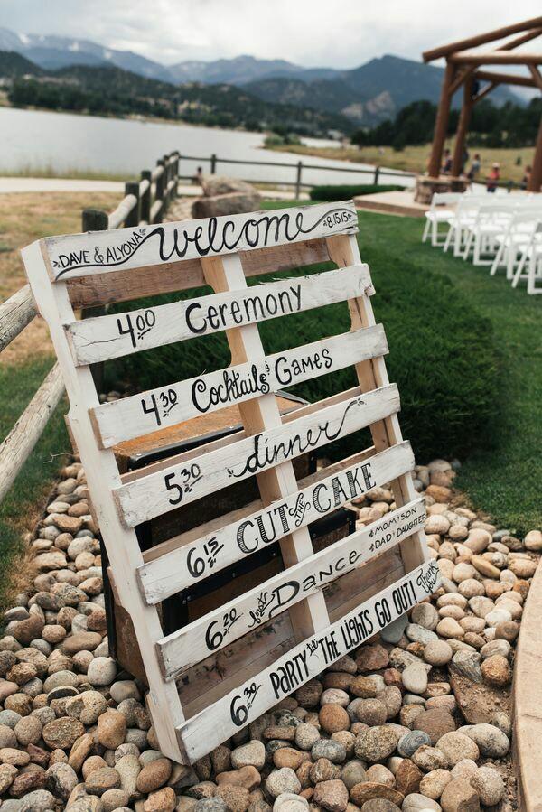 Pallet Matrimonio