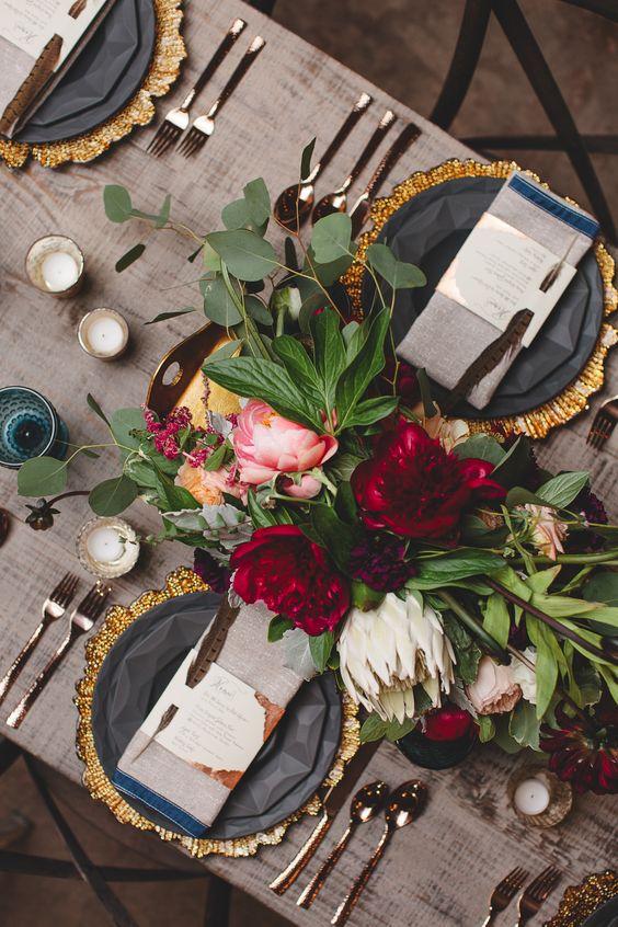 Come organizzare un matrimonio autunnale