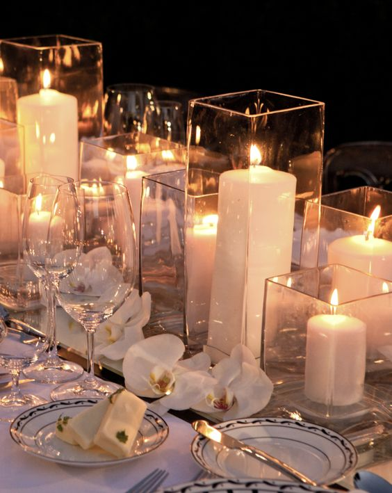 Consigli per organizzare un matrimonio Total White