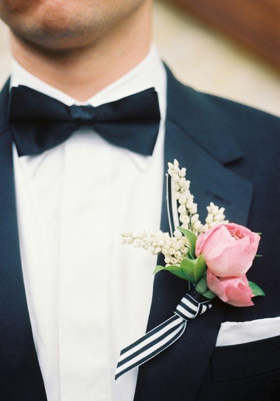 Matrimonio a Tema Righe