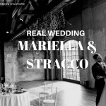 (Italiano) Real Wedding – Mariella & Stracco