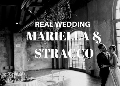 Real Wedding – Mariella & Stracco