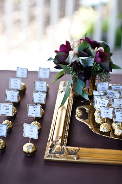 Matrimonio Tema Cioccolato