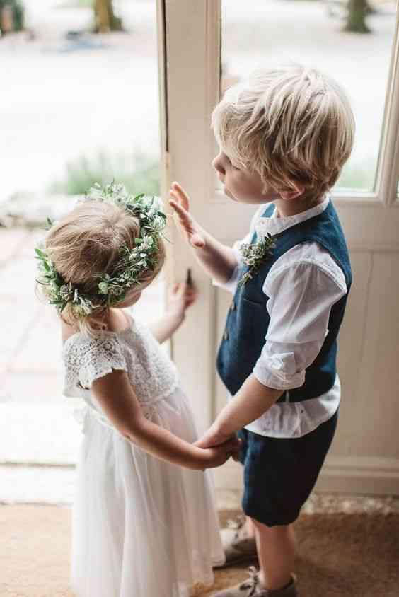 Intrattenimento Bambini Matrimonio
