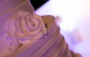 Torta nuziale panna