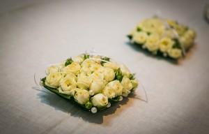 Composizione con rose